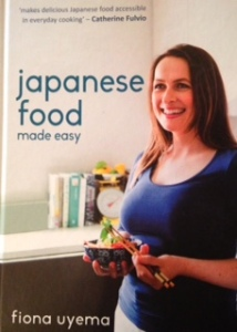 Japanese Food book cover